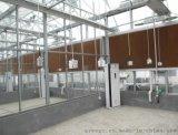 连栋花卉温室-智能玻璃温室大棚