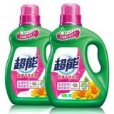 2.5KG超能洗衣液超市量大從優促銷勞保福利 超能洗衣液