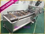 水黄瓜清洗机专用设备 黄瓜气泡清洗机厂家