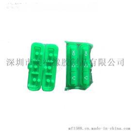 定制加工深圳红色硅橡胶杂件 应用塑壳硅胶密封制品开模设计