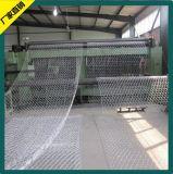 热镀锌石笼网 锌铝合金格宾石笼网箱 格宾网定做价格 河道治理