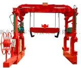 小型門式液壓鋪軌吊 軌交/城鐵/高鐵新型鋪軌吊
