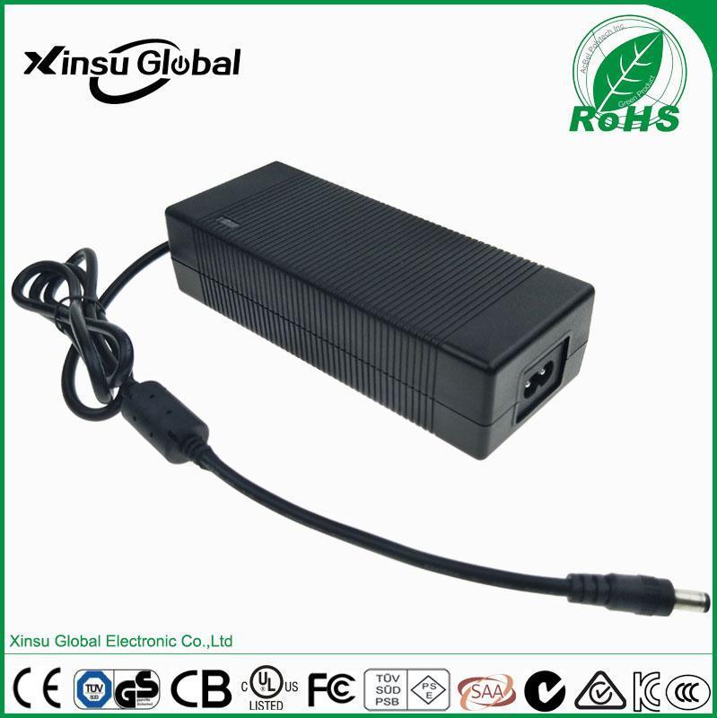 12V7A电源适配器 XSG1207000 欧规TUV LVD CE认证 xinsuglobal 12V7A电源适配器