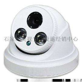 网络高清红外半球摄像机