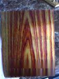 彩色不锈钢压花木纹板 拉丝彩印木纹板 阳