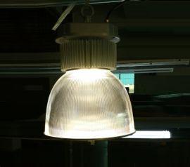透明罩食品車間用LED工礦燈200W