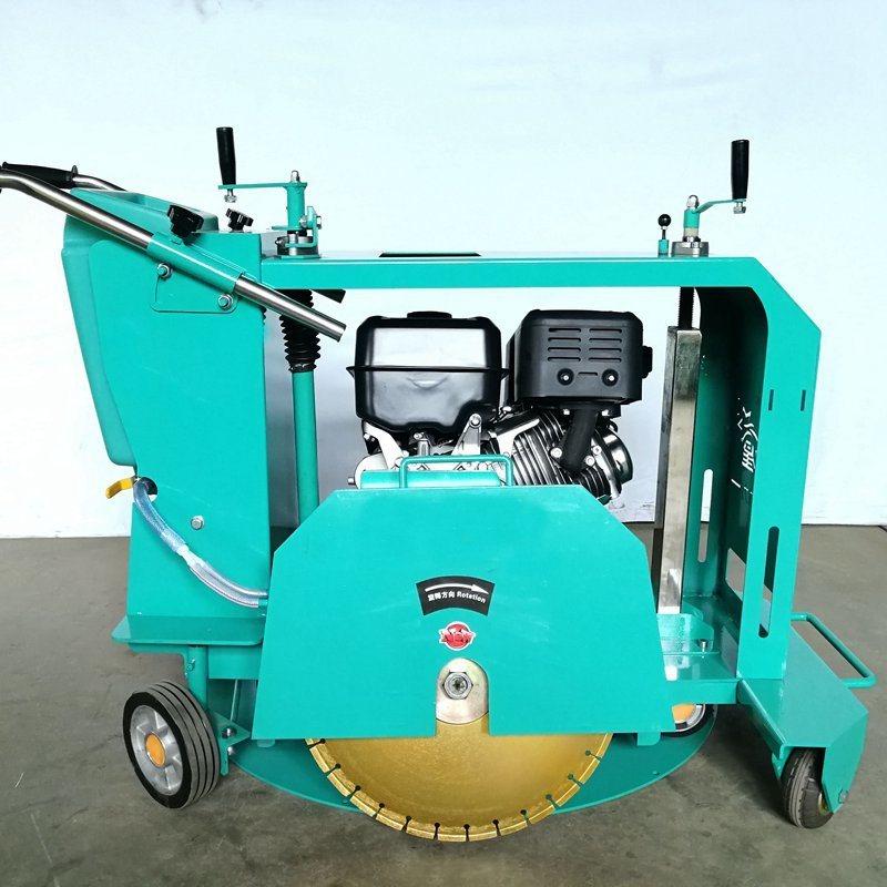 混凝土地面窘井盖切割机 新款圆形切割机圆周切割机