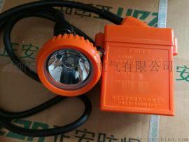 煤礦防爆鋰電礦燈頭戴頭燈充電防水井下礦帽燈