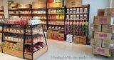 南通进口食品货架 休闲食品货架 零食货架