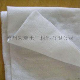长丝短丝土工布 德州土工布 规格可选土工布