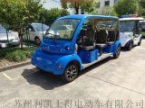 國慶黃金周景區載客觀光遊覽車