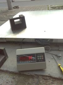 上海3吨自动传送称重电子地磅秤,5T地磅远距离读卡自动称重系统,多规格自动称重控制地磅