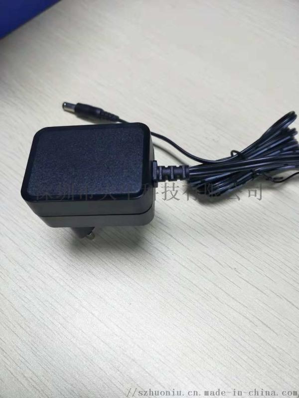 12V1A歐規電源適配器,加溼器專用