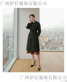 卡邦尼北京有折扣女装批发吗 广东服装尾货 南宁折扣批发女装服饰