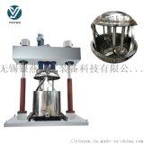 銀燕定製多功能三軸攪拌機 高粘度密封膠攪拌機