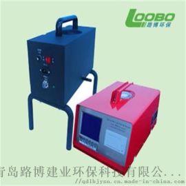 LB-YQ型汽柴两用汽车尾 气分析仪