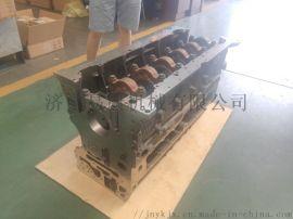 中联ZE700挖掘机发动机缸体 康明斯QSX15