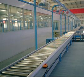 广州自动包装流水线有伺服控制系统不怕失控的生产线