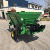 农用撒肥机 牵引式大型撒肥机 大容量湿粪撒肥机