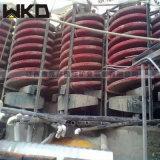 螺旋溜槽洗煤工艺 旋转螺旋溜槽 螺旋溜槽生产厂家