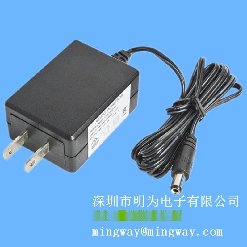 门禁系统电源 12VDC 1A交流变直流电源适配器