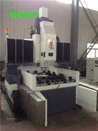 钢结构行业连接板加工 用硕超数控CJHZ高速钻铣床