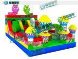 最新款充氣大滑梯/熊出沒的滑梯 廣場充氣遊樂玩具