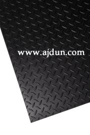 防滑铁板纹走道垫 工业走道地垫 工业地垫 PVC走道垫 车间走道垫