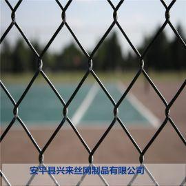 南宁低碳钢丝勾花网,菱形防护加固护栏网
