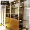 不鏽鋼酒櫃酒店定制 酒櫃隔斷櫃紅酒櫃 葡萄酒櫃