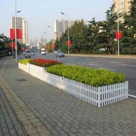 河南焦作pvc護欄型材供應商 草坪護欄