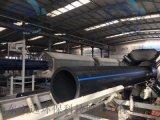 全新料100級PE給水管_110穿線管過道頂管