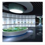 城市规划展览馆沙盘制作创意城市展厅模型科技馆模型