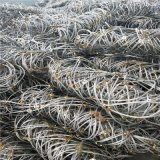 SNS主动被动边坡防护网山体滑坡柔性防护网镀锌钢丝绳防护网施工