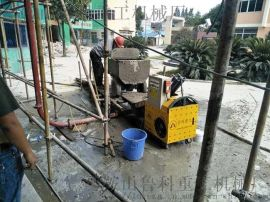 二次结构输送泵为南京海峡城A地块2.2期项目助力