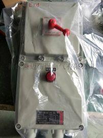 BDZ52-100/3 防爆塑殼斷路器