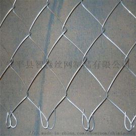 矿用菱形勾花网 边坡防护网 镀锌丝煤矿支护网