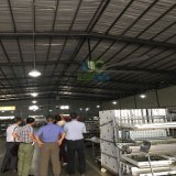 工業大風扇鋼索設計,安全連接,抗拉伸