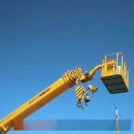 建筑外墙施工吊篮 吊车高处施工吊框