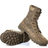 軍靴高幫作戰靴超輕07式軍迷作訓防沙防滑防水透氣沙漠減震徒步鞋