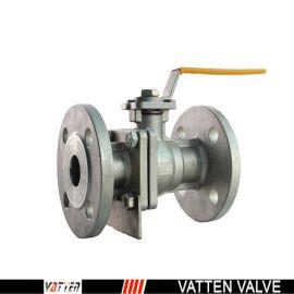 德国VATTENQ41F-16P 球阀中德合资上海工厂    手动球阀 手动两片式球阀