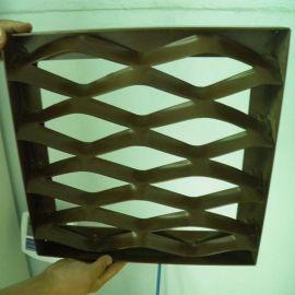 热销铝板网 金属板网 外墙装饰网