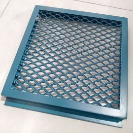 鋁窗花定制固定式復古雕刻鋁合金窗花防盜窗改造安裝