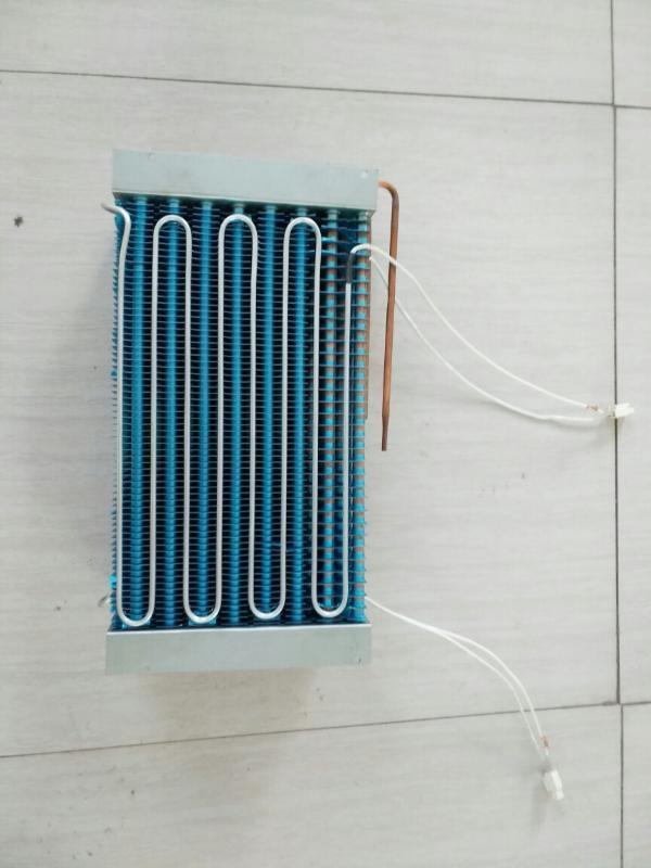 河南科瑞翅片蒸發器冷凝器
