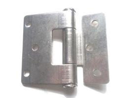 N来电订购 重型不锈钢合页铰链 液压缓冲铰链 **橱柜铰链