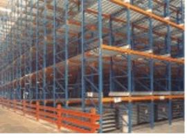 得友鑫货架Q235B仓储货架广西通廊货架南宁通廊货架