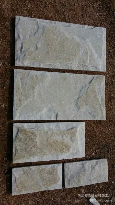 济南文化石厂家河北蘑菇石批发供应