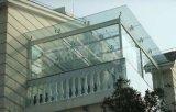 广州钢结构玻璃雨棚设计定做安装