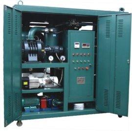 变压器油高效真空滤油机