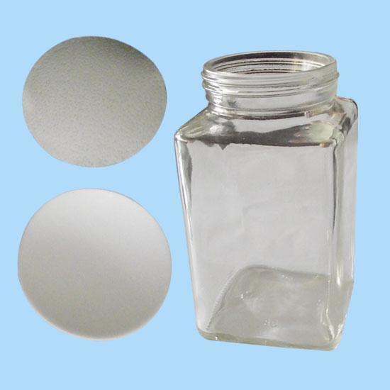 玻璃瓶铝箔封口垫片,玻璃瓶瓶盖垫片